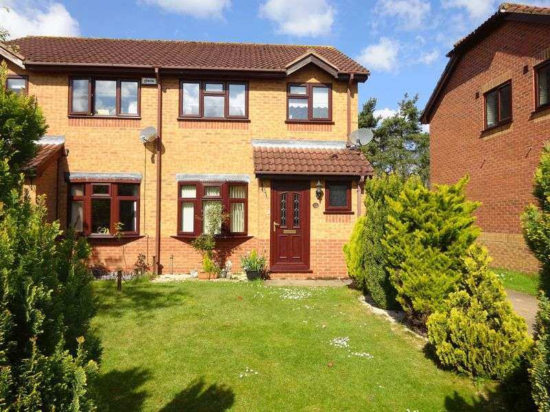 3 Bedrooms Semi Detached House for sale in Coopers Close, Drayton, Norwich