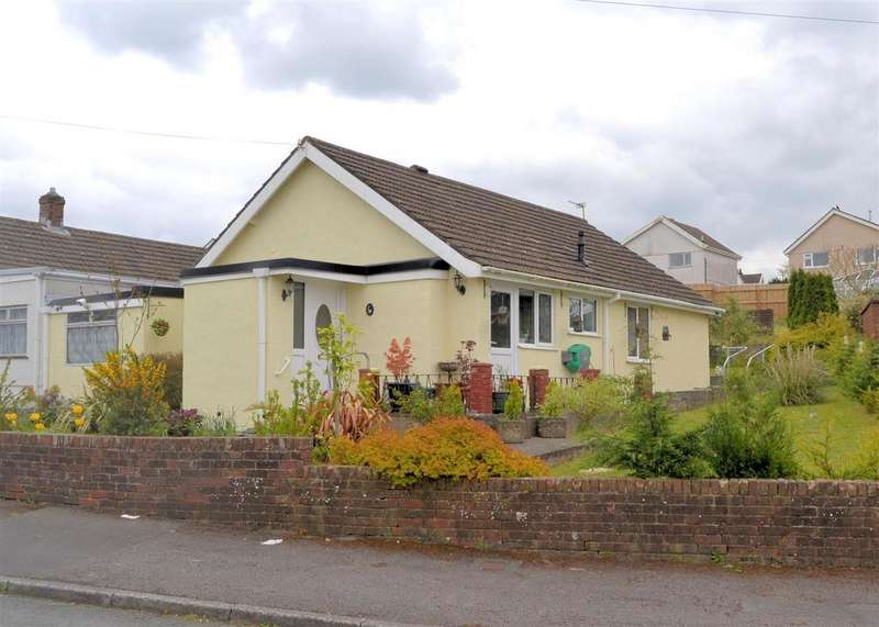 2 Bedrooms Detached Bungalow for sale in Heol Pen Y Scallen, Loughor, Swansea