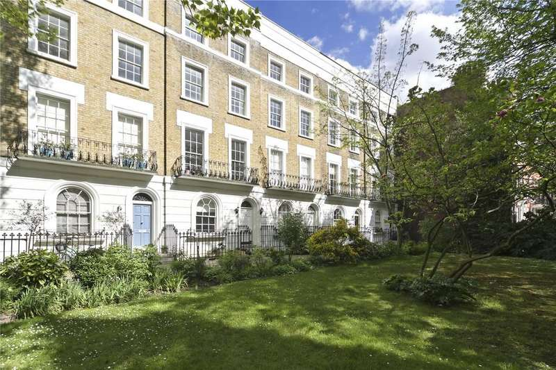 2 Bedrooms Flat for sale in St. Petersburgh Place, London, W2