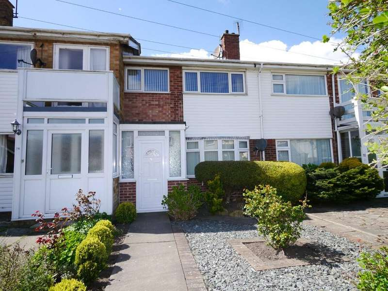 2 Bedrooms Terraced House for sale in All Saints Road, Pakefield, Lowestoft