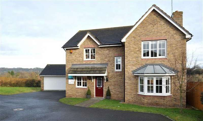 4 Bedrooms Detached House for sale in 10, Holendene Way, Wombourne, Wolverhampton, South Staffordshire, WV5