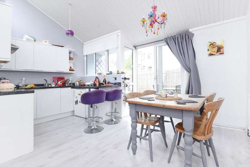 1 Bedroom Flat for sale in Clarence Avenue, Clapham, SW4