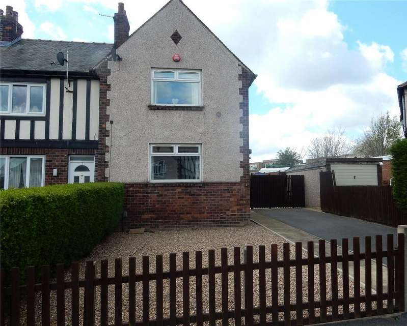2 Bedrooms End Of Terrace House for sale in Foxlow Avenue, Rawthorpe, Huddersfield, HD5