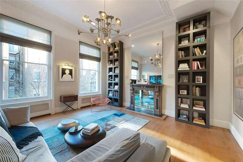 2 Bedrooms Flat for sale in Old Brompton Road, South Kensington, London