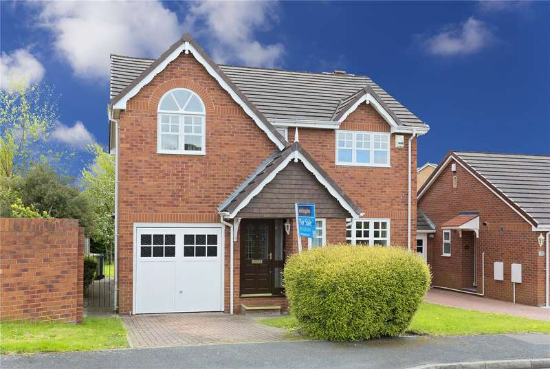 4 Bedrooms Detached House for sale in St Marys Park Approach, Leeds, West Yorkshire, LS12