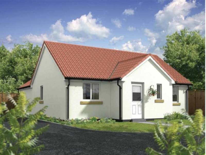 3 Bedrooms Detached Bungalow for sale in Taw View Development, Bickington