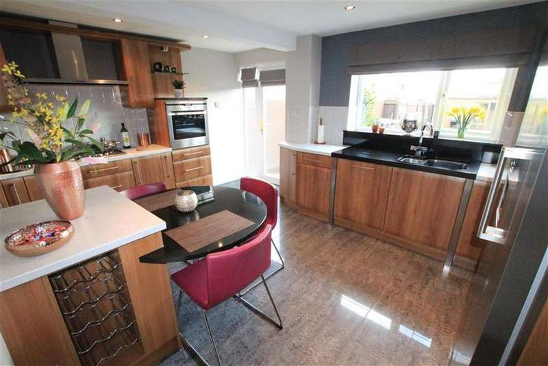 2 Bedrooms Terraced House for sale in Markham Place, Newton Aycliffe, County Durham