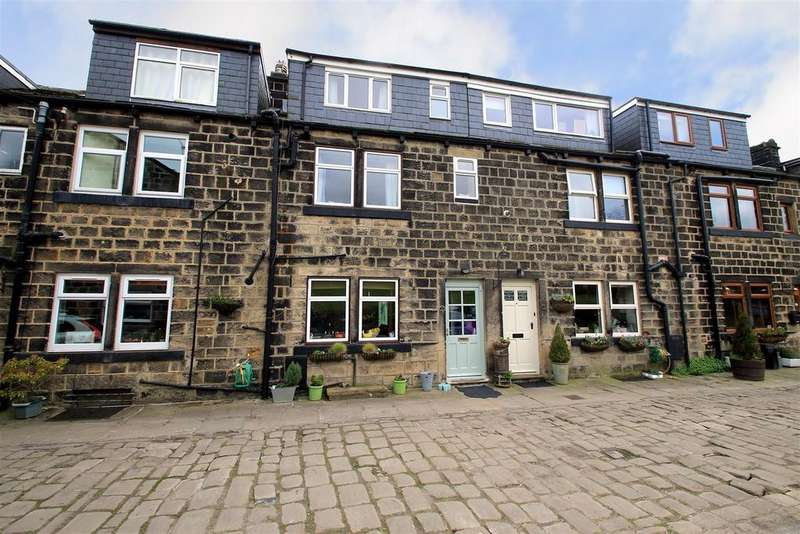 4 Bedrooms Terraced House for sale in Mount Pleasant, Guiseley LS20