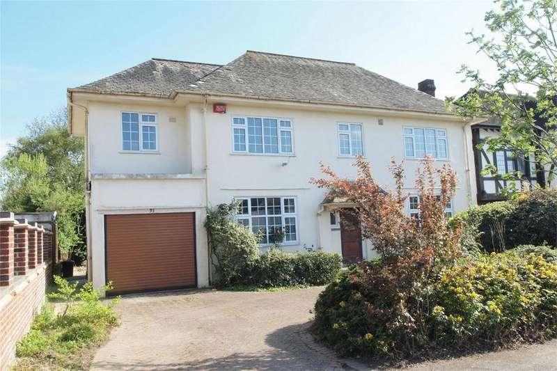 4 Bedrooms Detached House for sale in Brabourne Rise, Park Langley, Beckenham, Kent