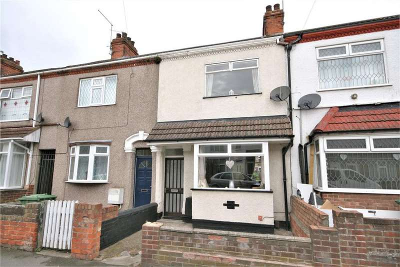3 Bedrooms Terraced House for sale in Fuller Street, Cleethorpes, DN35