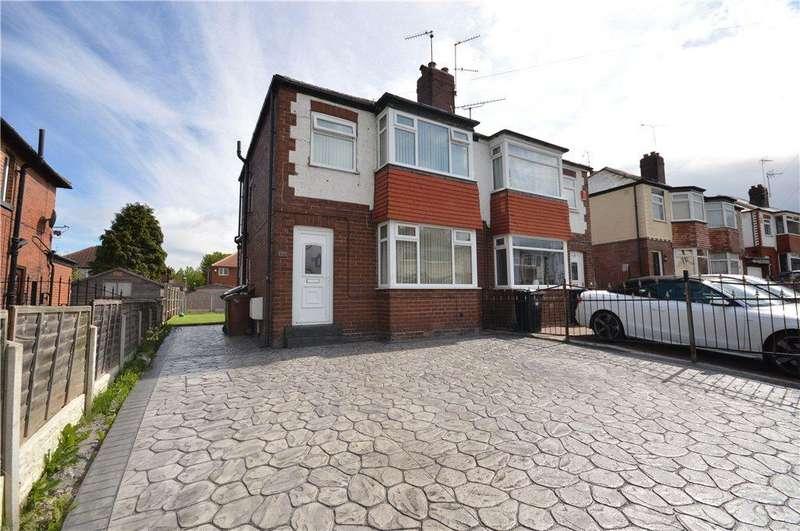3 Bedrooms Semi Detached House for sale in Heath Mount, Leeds