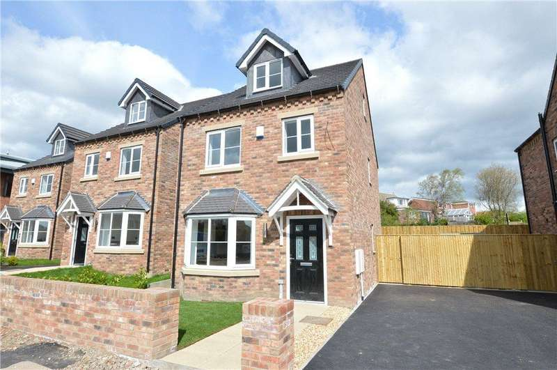 4 Bedrooms Detached House for sale in Plot 3 Cricketers View, Green Lane, Garforth, Leeds, West Yorkshire