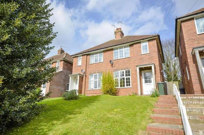 2 Bedrooms Semi Detached House for sale in Bridge Street, Ashford, Kent