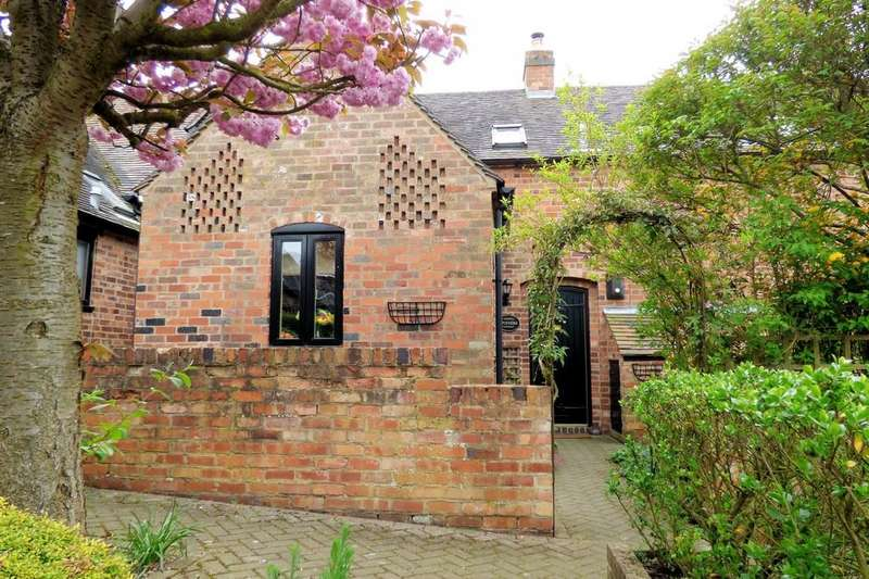 3 Bedrooms Barn Conversion Character Property for sale in Manor Farm, Haunton