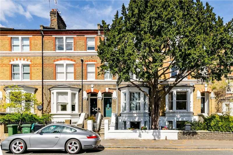 6 Bedrooms Terraced House for sale in Lillieshall Road, Clapham, London, SW4