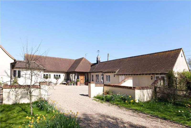 5 Bedrooms Detached House for sale in Chute Forest, Andover, Wiltshire, SP11