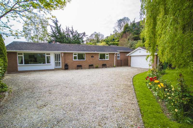 4 Bedrooms Detached Bungalow for sale in Dowles Road, Bewdley