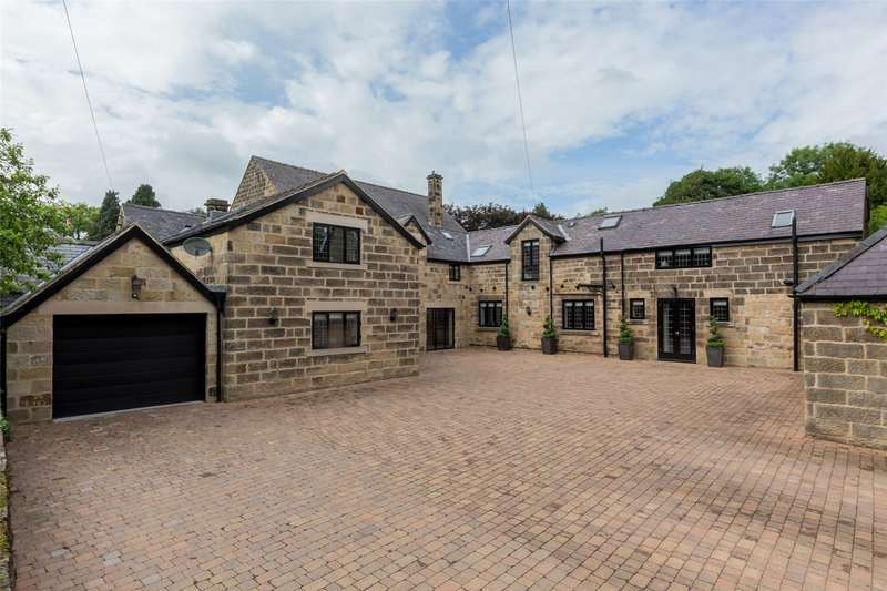5 Bedrooms Detached House for sale in Stretton Cottage, Highstairs Lane, Stretton, Derbyshire, DE55