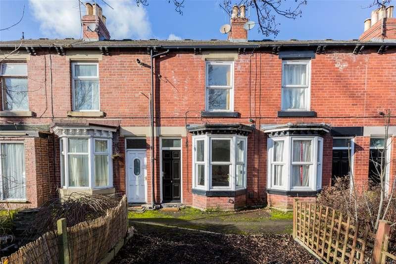 2 Bedrooms Terraced House for sale in Arnside Terrace, Abbeydale, Sheffield, S8