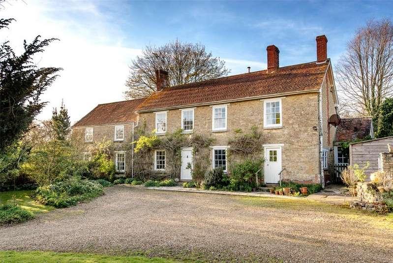 3 Bedrooms Detached House for sale in Eccliffe, Gillingham, SP8