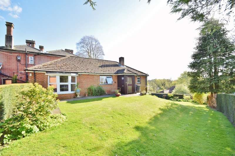 2 Bedrooms Semi Detached House for sale in Headbourne Worthy