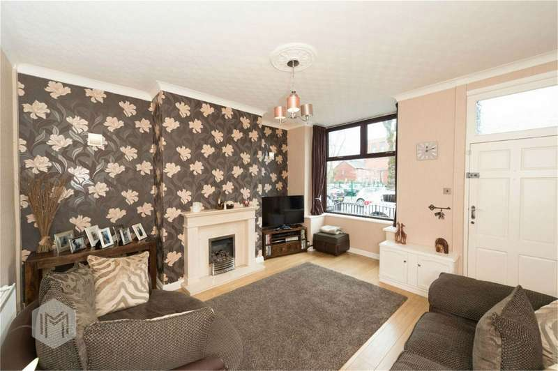 3 Bedrooms Terraced House for sale in Bradford Street, Farnworth, Bolton, Lancashire