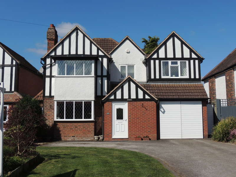 5 Bedrooms Detached House for sale in Bellemere Road, Hampton-In-Arden, Solihull
