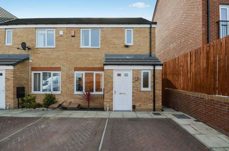 3 Bedrooms Terraced House for sale in 29 Bluebell Bank, Barnsley, S70 4NJ