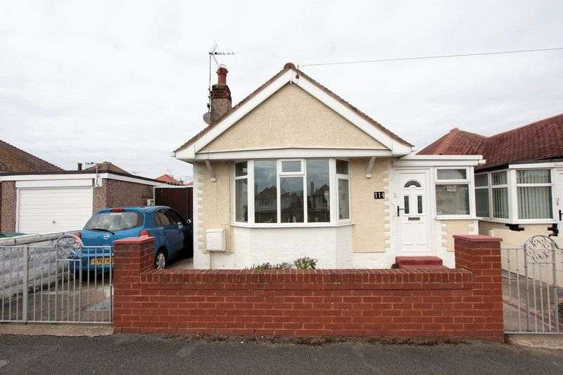 2 Bedrooms Detached Bungalow for sale in Rhyl Coast Road, Rhyl