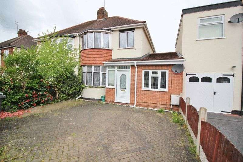 3 Bedrooms Semi Detached House for sale in Probert Road, Oxley, Wolverhampton