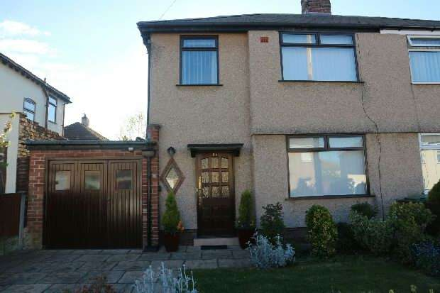 3 Bedrooms Semi Detached House for sale in Linkside Road , Liverpool