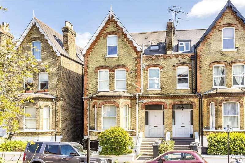 2 Bedrooms Flat for sale in Marlborough Road, Chiswick, London, W4