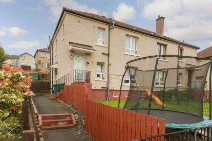 2 Bedrooms Flat for sale in Avonspark Street, Glasgow, Lanarkshire