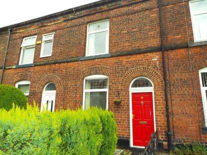 2 Bedrooms Terraced House for sale in Devon Street, Bury, Greater Manchester, BL9