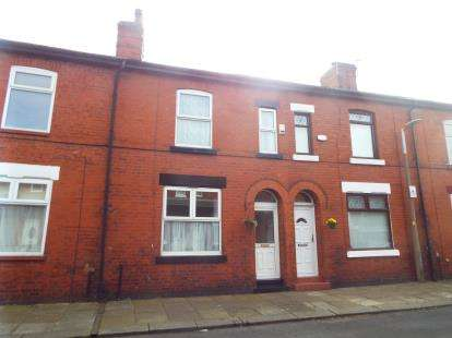 2 Bedrooms Terraced House for sale in Fairfield Street, Salford, Greater Manchester