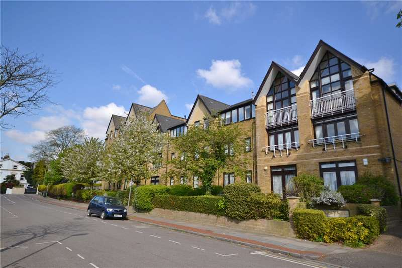 2 Bedrooms Retirement Property for sale in Hamilton Square, Sandringham Gardens, North Finchley, London, N12