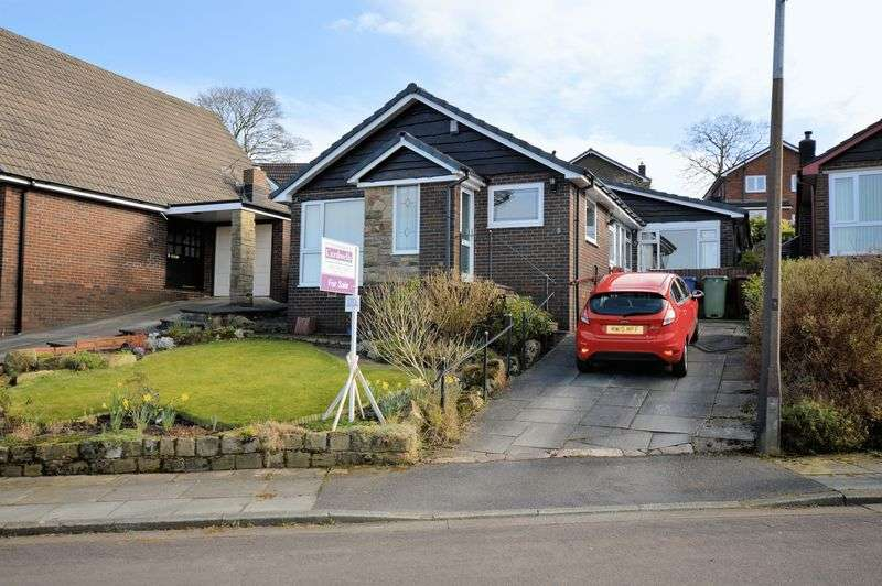 3 Bedrooms Detached Bungalow for sale in Waddington Close, Lowercroft