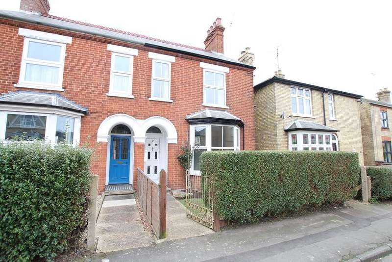 3 Bedrooms Semi Detached House for sale in Alpha Street, March