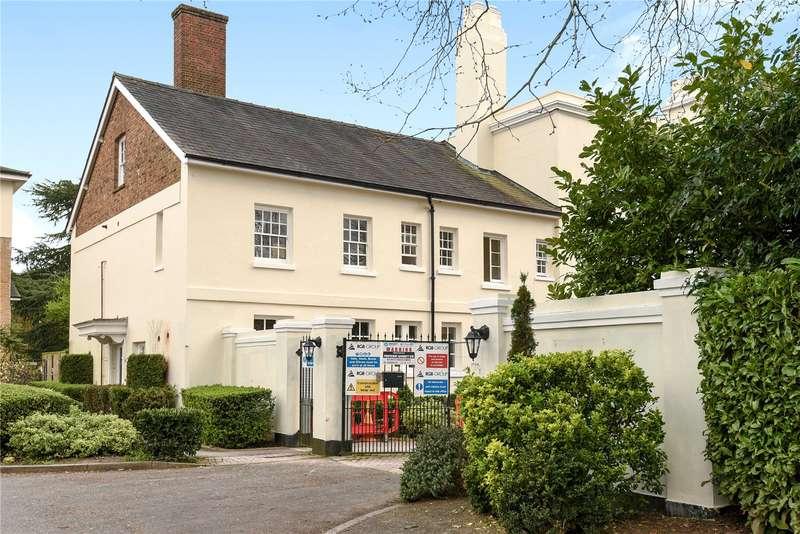 3 Bedrooms Apartment Flat for sale in Harefield House, High Street, Harefield, Uxbridge, UB9