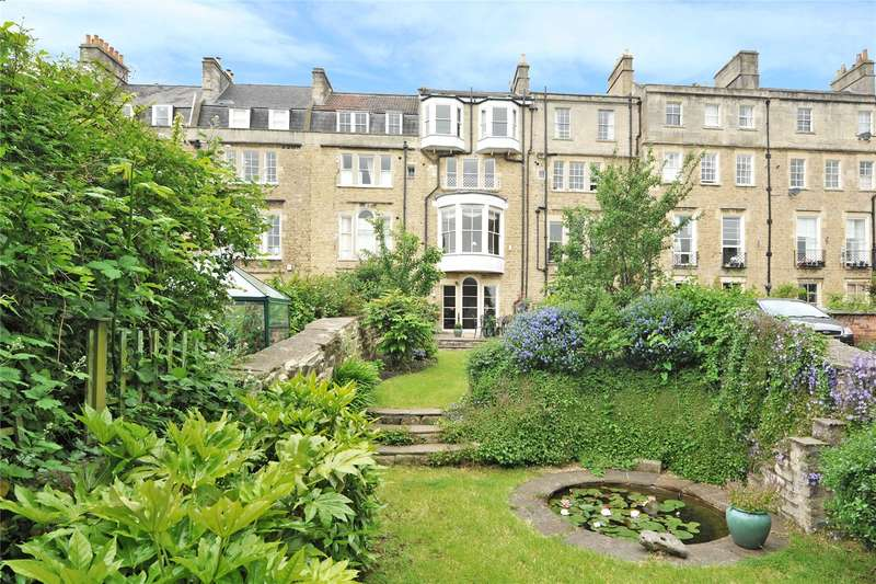 5 Bedrooms Terraced House for sale in Belmont, Bath, BA1