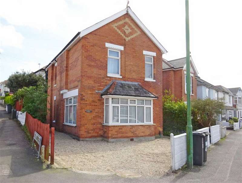 4 Bedrooms House for sale in Ripon Road, Bournemouth, Dorset