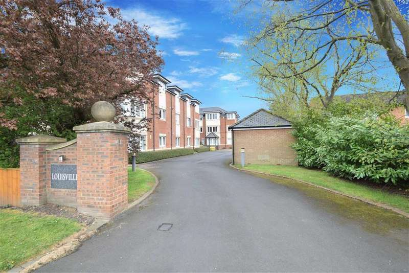 2 Bedrooms Flat for sale in Louisville, Ponteland, Newcastle Upon Tyne