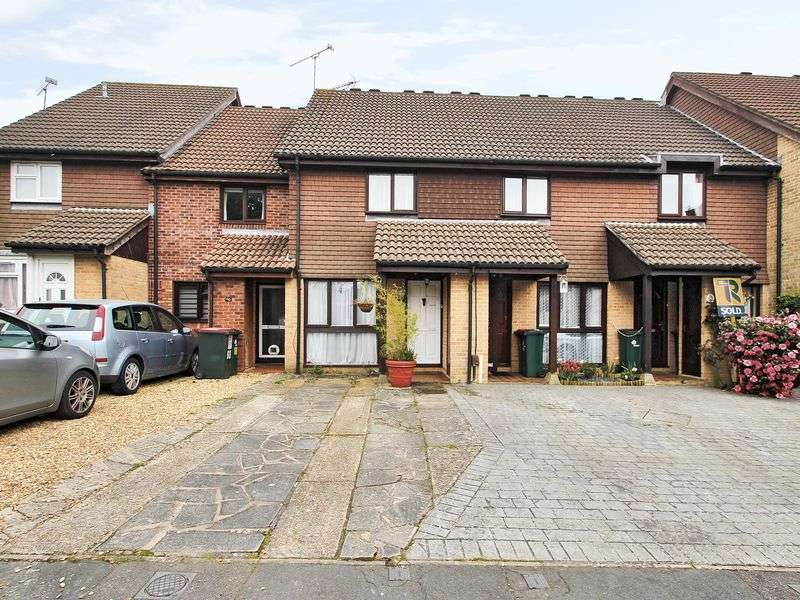 2 Bedrooms Terraced House for sale in Guinevere Road, Ifield, Crawley, West Sussex