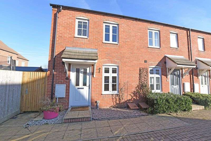 2 Bedrooms House for sale in Beckett Gardens Bramley