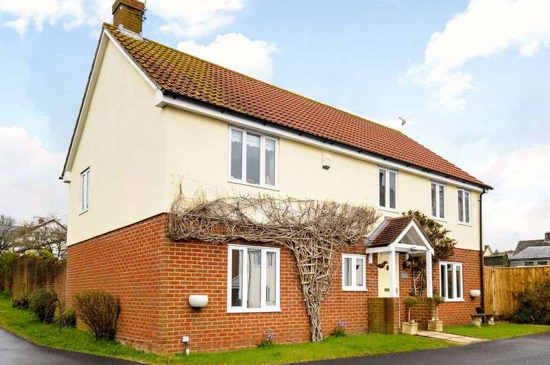 4 Bedrooms Detached House for sale in Tolpuddle, Dorchester, DT2