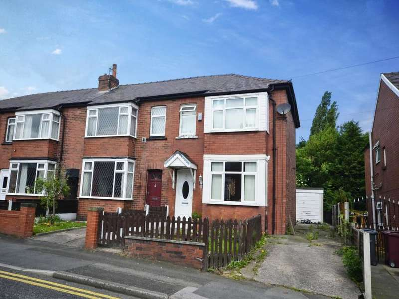 2 Bedrooms Semi Detached House for sale in Queen Street, Farnworth, Bolton, BL4