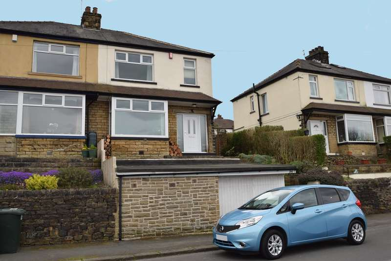 3 Bedrooms Semi Detached House for sale in Thackley Old Road, Shipley