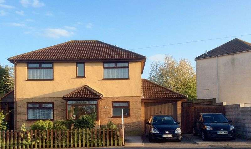 4 Bedrooms Detached House for sale in Hilltop Road, Soundwell, Bristol, BS16 4RN