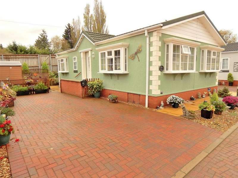 2 Bedrooms Park Home Mobile Home for sale in King's Lynn