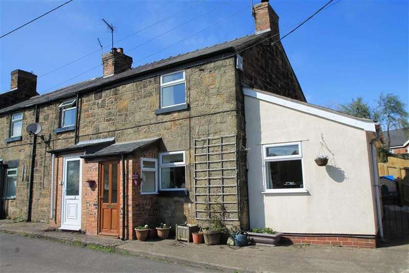 2 Bedrooms End Of Terrace House for sale in Brymbo Road, Bwlchgwyn, Wrexham
